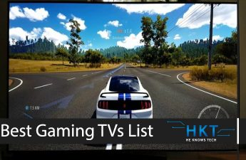 list of best gaming tvs