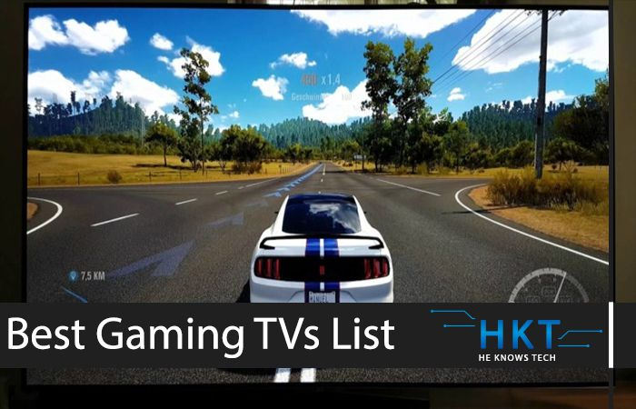 list of best gaming tvs
