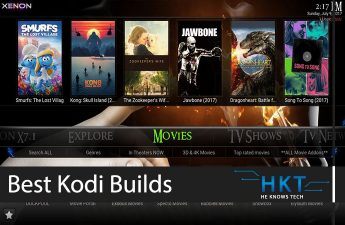 list of best kodi builds