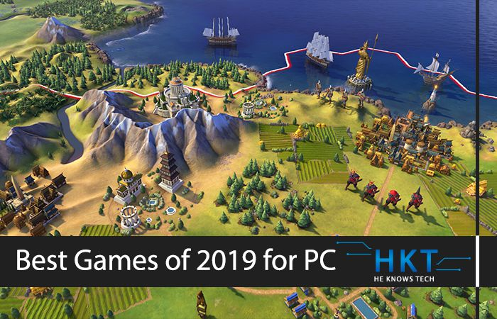 Best Games of 2019 for PC