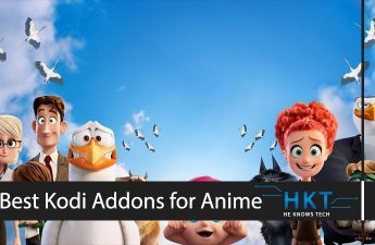 Best Kodi Addons for Anime