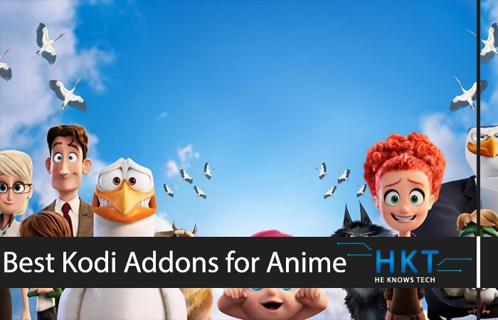 Best Kodi Addons for Anime