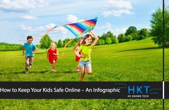 How to Keep My Kids Safe Online – An Infographic