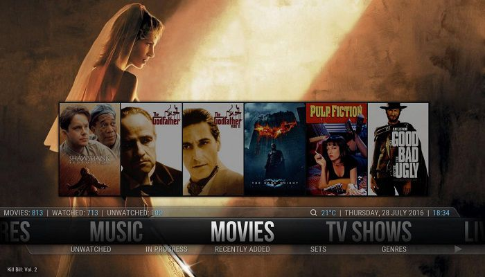 These Selected Skins for Kodi 2019 Will Give You a Unique