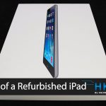 your Choice of a Refurbished iPad