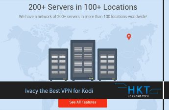 Ivacy the Best VPN for Kodi
